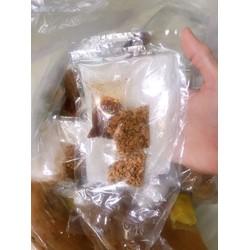Combo 2 bịch Bánh tráng Me, Sate Muối Tôm Tây Ninh Nhuyễn Siêu Ngon
