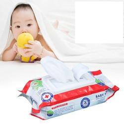 [Nhập mã SD3RN4 giảm 10k] Combo 10 gói khăn giấy ướt baby Phương Nam - gói 80gr