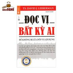 Sách Thái Hà Books Đọc Vị Bất Kỳ Ai