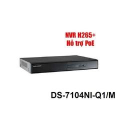 Đầu ghi hình camera IP 4 kênh HIKVISION DS-7104NI-Q1-M