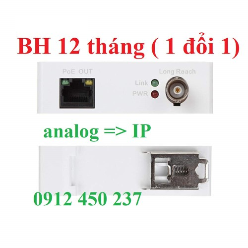 Bộ chuyển đổi tín hiệu poe từ cáp đồng trục sang cáp mạng băng thông 100mbps . bh 12 tháng - 21239329 , 24445640 , 15_24445640 , 1299000 , Bo-chuyen-doi-tin-hieu-poe-tu-cap-dong-truc-sang-cap-mang-bang-thong-100mbps-.-bh-12-thang-15_24445640 , sendo.vn , Bộ chuyển đổi tín hiệu poe từ cáp đồng trục sang cáp mạng băng thông 100mbps . bh 12 thá