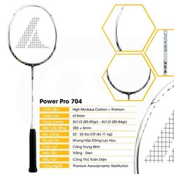 Vợt cầu lông Pro Kennex Power Pro 704