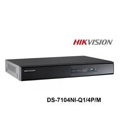 Đầu ghi hình camera IP 4 kênh HIKVISION DS-7104NI-Q1-4P-M