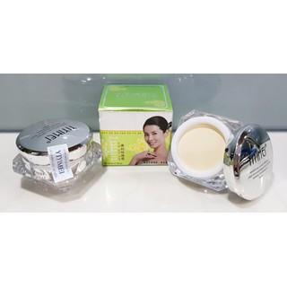 Bộ mỹ phẩm trị nám Yiyimei, mỹ phẩm dưỡng trắng và trị nám tàn nhang Yiyime, có kèm bộ thử và mặt nạ yiyimei. - Bộ Yiyimei 3