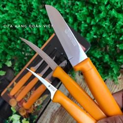 Bộ Dao Tỉa Hoa Quả Cao Cấp - Xuất Xứ Thái Lan. COMBO 3 cây cắt tỉa hoa quả NGHỆ THUẬT. Dụng cụ nhà bếp không thể thiếu của ĐẦU BẾP CHUYÊN NGHIỆP