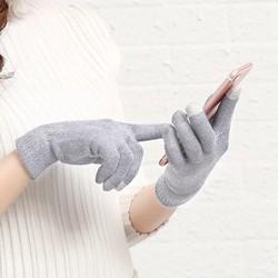 COMBO 3 ĐÔI Găng tay len cảm ứng dùng được điện thoại