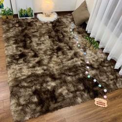 [Rẻ Vô Địch] Thảm lông trải sàn, giường sang trọng cao cấp - Thảm - Thải trải sàn