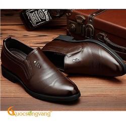 Giày Nam Tăng Chiều Cao Vô Hình Giày Tây Nam Tăng Chiều Cao 6cm
