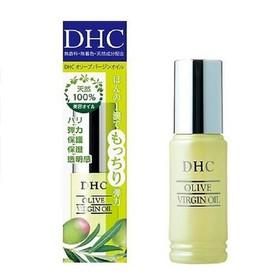 Tinh Dầu Olive DHC Virgin Oil Nhật Bản 7ml -Tinh chất Olive dưỡng da cao cấp - 4511413305508