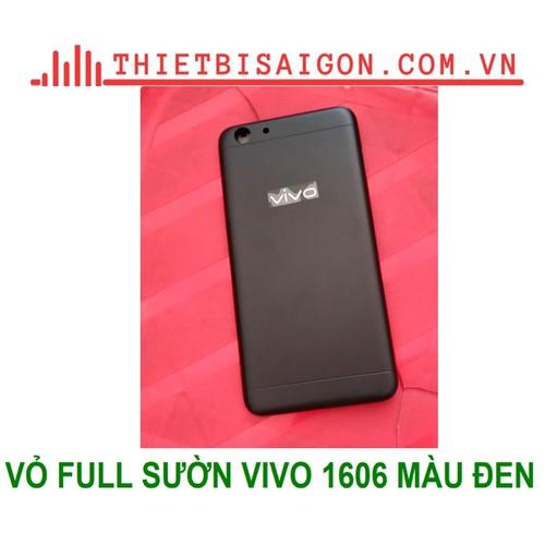 Vỏ full sườn vivo 1606 màu đen - 21250406 , 24460752 , 15_24460752 , 155000 , Vo-full-suon-vivo-1606-mau-den-15_24460752 , sendo.vn , Vỏ full sườn vivo 1606 màu đen