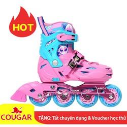 Giày Patin trẻ em Cougar Pro MỚI NHẤT