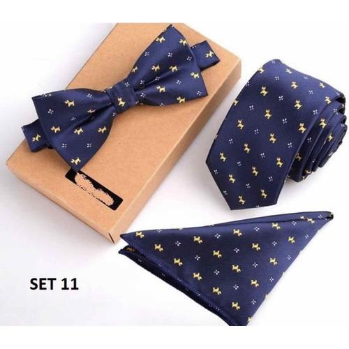 Set cà vạt bản nhỏ nam - 4495715 , 13823126 , 15_13823126 , 255000 , Set-ca-vat-ban-nho-nam-15_13823126 , sendo.vn , Set cà vạt bản nhỏ nam