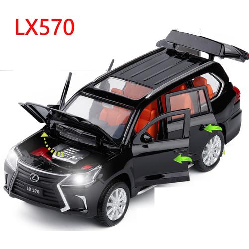 Ô tô LX570 tỉ lệ 1:32 màu đen xe mô hình bằng sắt mở các cửa có âm thanh và đèn - 4611905 , 13815376 , 15_13815376 , 360000 , O-to-LX570-ti-le-132-mau-den-xe-mo-hinh-bang-sat-mo-cac-cua-co-am-thanh-va-den-15_13815376 , sendo.vn , Ô tô LX570 tỉ lệ 1:32 màu đen xe mô hình bằng sắt mở các cửa có âm thanh và đèn