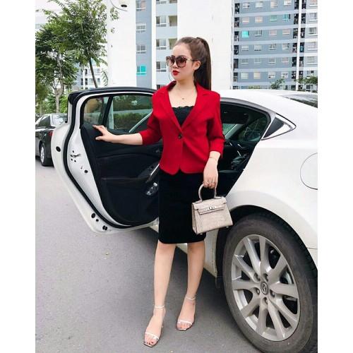 Đầm ôm kèm áo khoác model - 7085537 , 13819515 , 15_13819515 , 125000 , Dam-om-kem-ao-khoac-model-15_13819515 , sendo.vn , Đầm ôm kèm áo khoác model