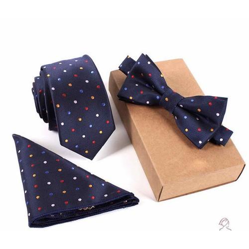 Set cà vạt bản nhỏ nam - 7089960 , 13823214 , 15_13823214 , 220000 , Set-ca-vat-ban-nho-nam-15_13823214 , sendo.vn , Set cà vạt bản nhỏ nam