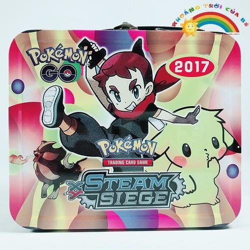 Đồ Chơi bộ thẻ bài hộp sắt Pokemon [SHIP TOÀN QUỐC] - 7089756 , 13822802 , 15_13822802 , 210000 , Do-Choi-bo-the-bai-hop-sat-Pokemon-SHIP-TOAN-QUOC-15_13822802 , sendo.vn , Đồ Chơi bộ thẻ bài hộp sắt Pokemon [SHIP TOÀN QUỐC]