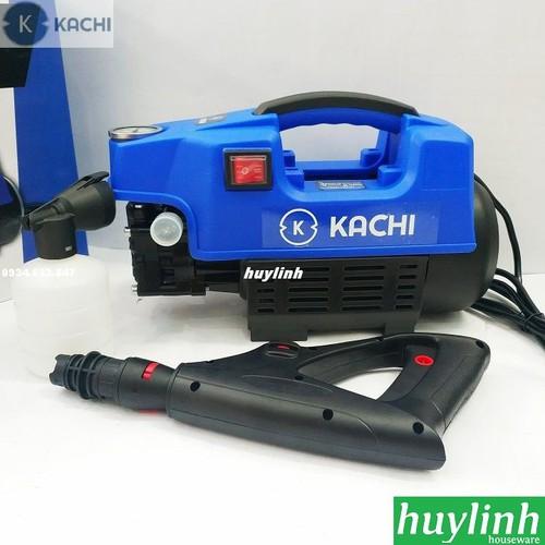 Máy xịt rửa xe Kachi MK71 - 1700W - Motor Từ