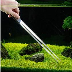 Nhíp Inox Trồng Cây Cho Hồ Cá Thủy Sinh