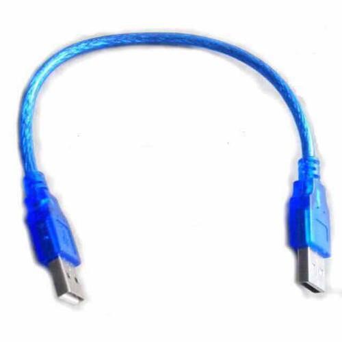 dây usb 2 đầu dài 30cm xanh - 7091926 , 13824502 , 15_13824502 , 10000 , day-usb-2-dau-dai-30cm-xanh-15_13824502 , sendo.vn , dây usb 2 đầu dài 30cm xanh
