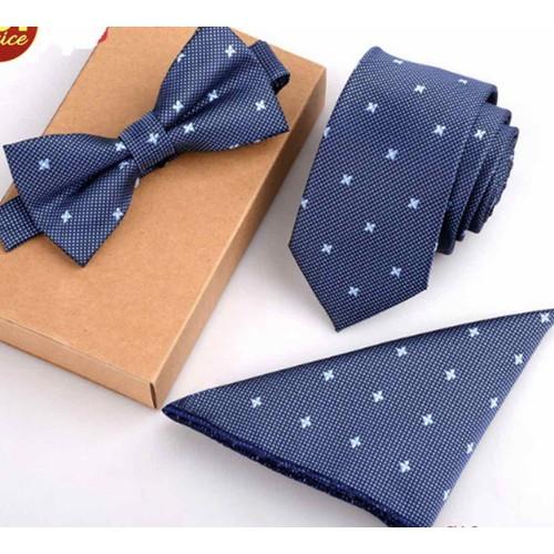 Set cà vạt bản nhỏ nam - 4495711 , 13823120 , 15_13823120 , 255000 , Set-ca-vat-ban-nho-nam-15_13823120 , sendo.vn , Set cà vạt bản nhỏ nam