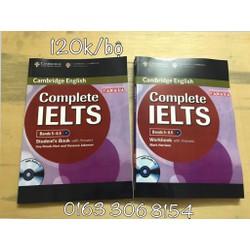 Complete IELTS - Band 5-6.5 Studentbook + workbook - 071