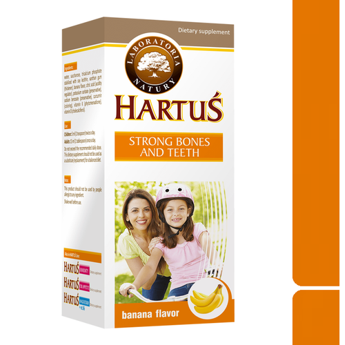 Hartus Canxi Bổ Sung Calci Cho Trẻ Từ 4 Tháng Tuổi- Date Mới Nhất