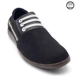 Giày vải nam, giày sneaker nam chạy bộ du lịch Thời Trang Everest A621