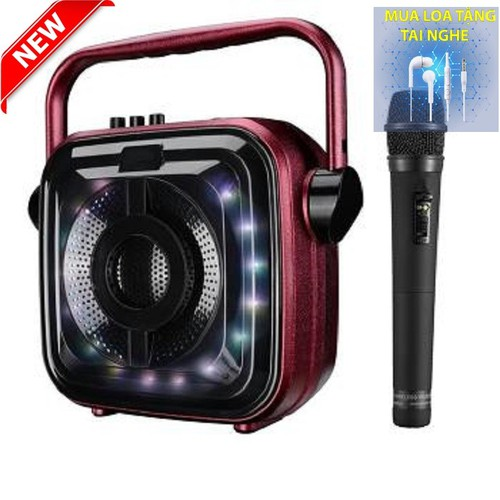 Loa nghe nhạc kết nối không dây Tặng Mic karaoke|Loa Bluetooth - 7331562 , 13991756 , 15_13991756 , 950000 , Loa-nghe-nhac-ket-noi-khong-day-Tang-Mic-karaokeLoa-Bluetooth-15_13991756 , sendo.vn , Loa nghe nhạc kết nối không dây Tặng Mic karaoke|Loa Bluetooth