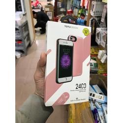 ỐP lưng kiêm sạc pin dự phòng Totu cho iphone 6 Plus 6s Plus