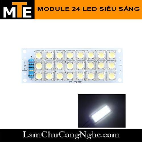 Module 24 led siêu sáng 12V