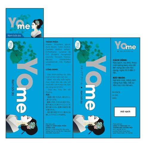 Kem dưỡng da Yome dưỡng ẩm xuất Nhật Bản
