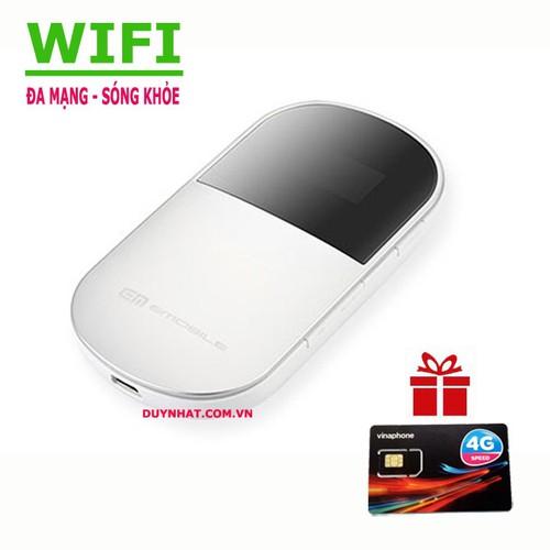 Thiết Bị Wifi - Cục Phát Wifi - Bộ Phát Wifi - Emobile D25HW