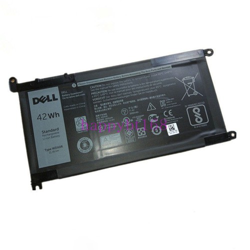 Pin Dell Inspiron 5567, 5368, WDX0R, C4HCW, 0C4HCW
