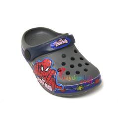 Giày sục Thái Lan Bé Trai Disana Spider Man