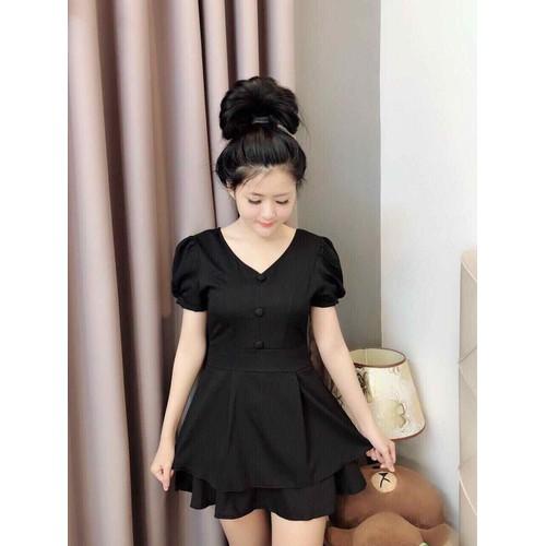 Đầm xoè nữ nhẹ nhàng - 7346553 , 14000562 , 15_14000562 , 109000 , Dam-xoe-nu-nhe-nhang-15_14000562 , sendo.vn , Đầm xoè nữ nhẹ nhàng