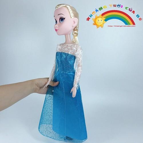 Búp Bê Nhân Vật Elsa Băng Giá