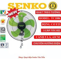 Quạt treo tường Senko TC1886