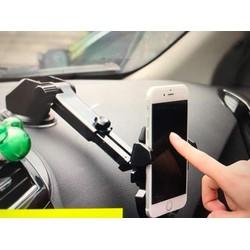 Đế hít kẹp điện thoại trên xe hơi