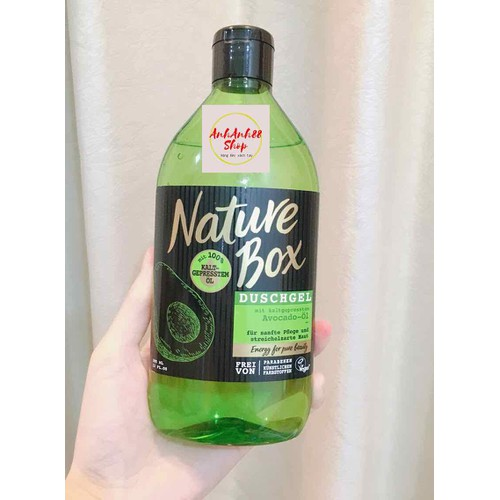 New-Dầu tắm Avocado Nature Box 100 dầu bơ ép lạnh - 4636198 , 13998742 , 15_13998742 , 350000 , New-Dau-tam-Avocado-Nature-Box-100-dau-bo-ep-lanh-15_13998742 , sendo.vn , New-Dầu tắm Avocado Nature Box 100 dầu bơ ép lạnh