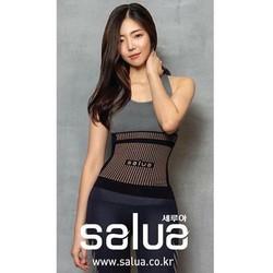 Gen bụng nhiệt năng Salua