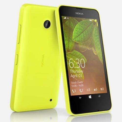 điện thoại cảm ứng giá rẻ dưới 1 triệu Lumia 630