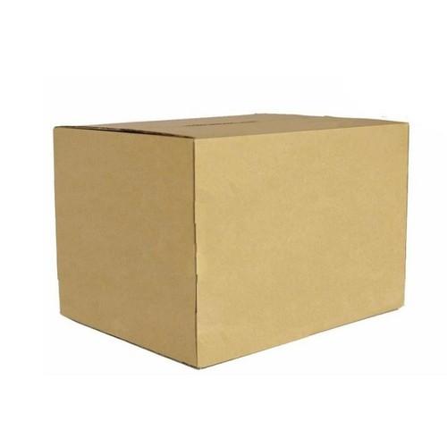 Combo 15 Vỏ Hộp Carton Cứng Cáp Tiêu Chuẩn 3 Lớp Size 24x6x6 cm