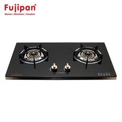 Bếp ga âm Fujipan chén đồng FJ-8990V, Đánh lửa IC, Kiềng gang đúc