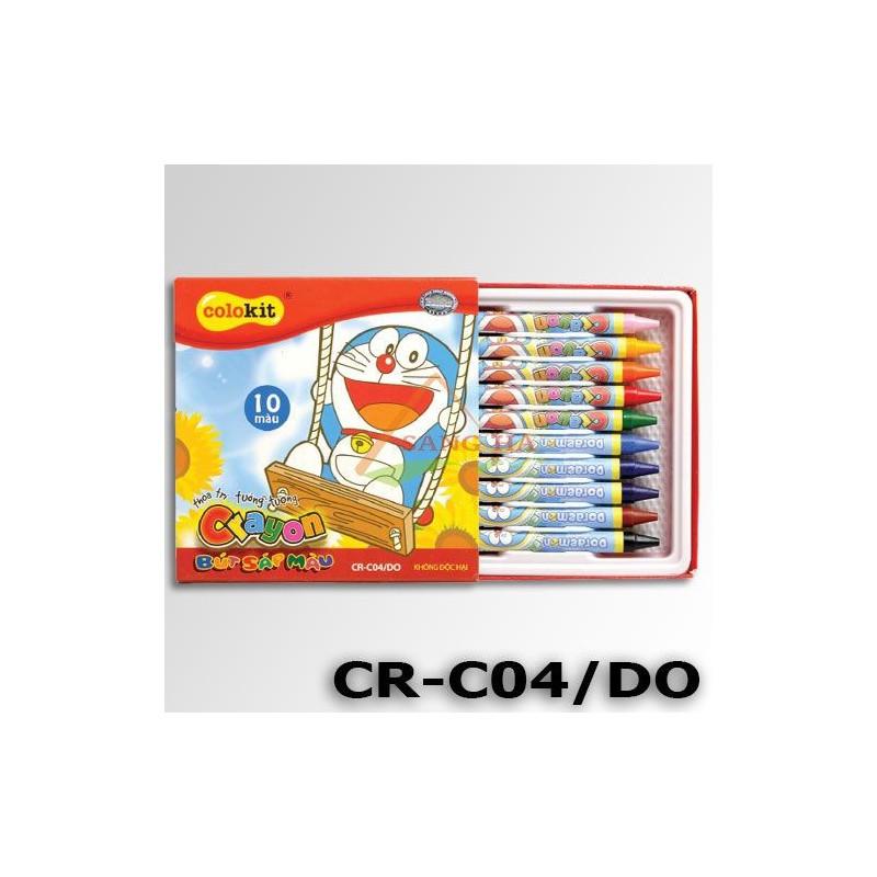 Sáp màu Colokit Doraemon CR-C04 DO - 50001665 - Sendo