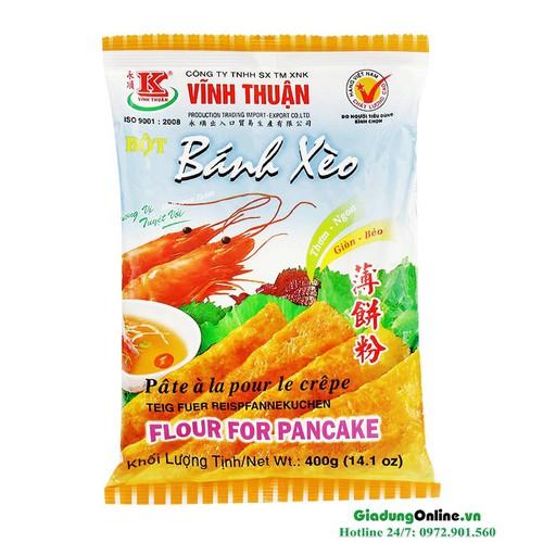 Bột bánh xèo Vĩnh Thuận gói 400g