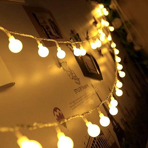 Dây đèn treo ảnh - Đèn trang trí phòng ngủ - Đèn bóng bi 5m - 7341300 , 13997137 , 15_13997137 , 155000 , Day-den-treo-anh-Den-trang-tri-phong-ngu-Den-bong-bi-5m-15_13997137 , sendo.vn , Dây đèn treo ảnh - Đèn trang trí phòng ngủ - Đèn bóng bi 5m