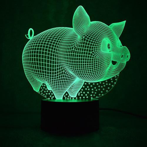 Đèn ngủ, đèn trang trí Led 3D, Đèn ngủ 7 màu mini con Lợn Béo - 7373825 , 14017174 , 15_14017174 , 100000 , Den-ngu-den-trang-tri-Led-3D-Den-ngu-7-mau-mini-con-Lon-Beo-15_14017174 , sendo.vn , Đèn ngủ, đèn trang trí Led 3D, Đèn ngủ 7 màu mini con Lợn Béo