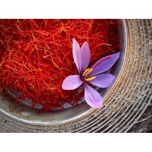 Saffron Iran - Nhụy Hoa Nghệ Tây - 1gram