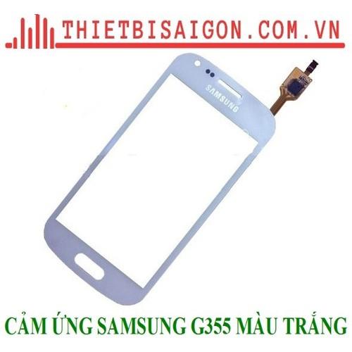 CẢM ỨNG SAMSUNG G355 MÀU TRẮNG