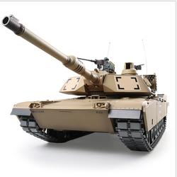 Xe tăng điều khiển từ xa - xe tăng  xích kim loại M1a2